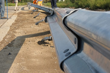 Steel Safety Barriers